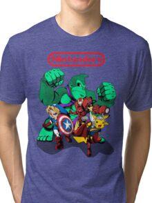 Nintenders Tri-blend T-Shirt
