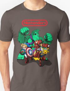 Nintenders Unisex T-Shirt