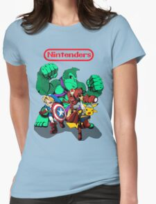 Nintenders Womens Fitted T-Shirt