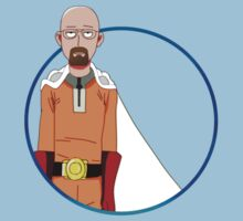 One Punch Man Walter White by Ntinho