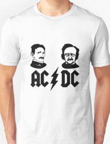 AC DC Tesla Edison T-Shirt