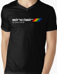 Spectrum zx Mens V-Neck T-Shirt