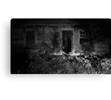 House of the Spirits Canvas Print