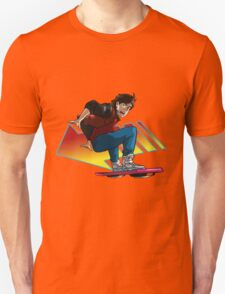 Hoverboard Marty Unisex T-Shirt