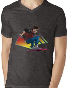 Hoverboard Marty Mens V-Neck T-Shirt