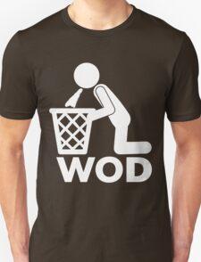 CrossFit WOD Humor - Vomit T-Shirt