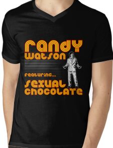Sexual Chocolate Band Tee Mens V-Neck T-Shirt