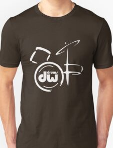DW Drum Music Instrument Band T-Shirt