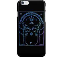 Door of Moria iPhone Case/Skin