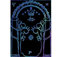 Door of Moria Photographic Print
