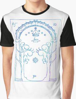Door of Moria Graphic T-Shirt