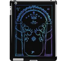 Door of Moria iPad Case/Skin