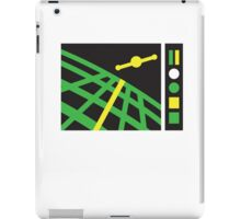 Lego Space - Console iPad Case/Skin