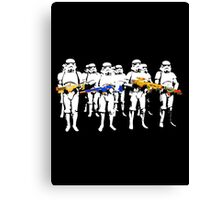Imperial training day! Canvas Print