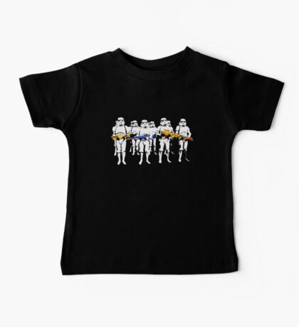 Imperial training day! Baby Tee