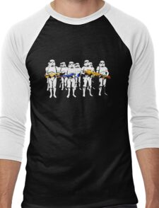 Imperial training day! Men's Baseball ¾ T-Shirt