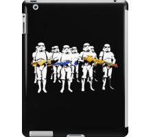Imperial training day! iPad Case/Skin