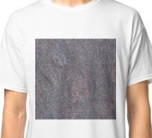 GRANITE BLUE-BROWN Classic T-Shirt