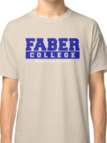 Faber College NATIONAL LAMPOON Animal House Classic T-Shirt