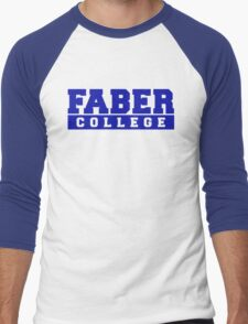 Faber College NATIONAL LAMPOON Animal House Men's Baseball ¾ T-Shirt