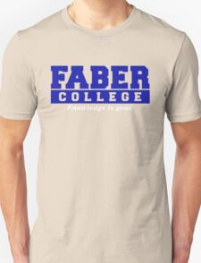 Faber College NATIONAL LAMPOON Animal House Unisex T-Shirt