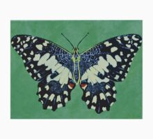 Butterfly #1 One Piece - Long Sleeve