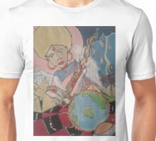 The Guardian of Peace Unisex T-Shirt