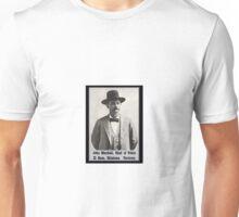 John Marshall Police Chief Unisex T-Shirt