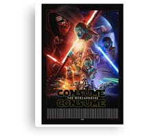 Star Wars Obey Canvas Print