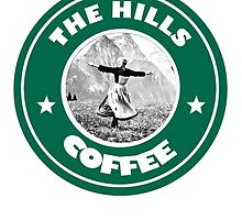 The Hills Coffee by couchcouture