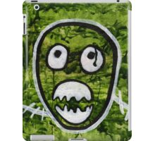 Mighty Boosh Seedy Pete Painting Art iPad Case/Skin