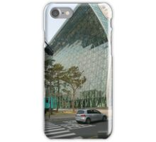 Seoul City Hall by Simon Williams-Im iPhone Case/Skin