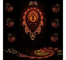 Mystic Trilobite  Photographic Print