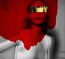 Anti Album Cover Rihanna by dewapuja