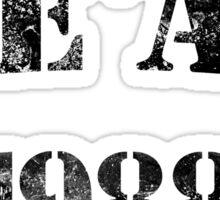 H*E*A*T Sticker