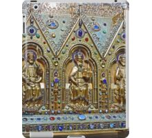 Reliquary Casket Of Charles the Good iPad Case/Skin