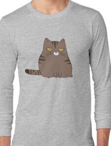 Grumpy Kitty Long Sleeve T-Shirt