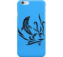Leaping Dolphin iPhone Case/Skin