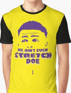 D'Angelo Russell LA Lakers Graphic T-Shirt