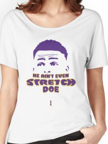D'Angelo Russell LA Lakers Women's Relaxed Fit T-Shirt