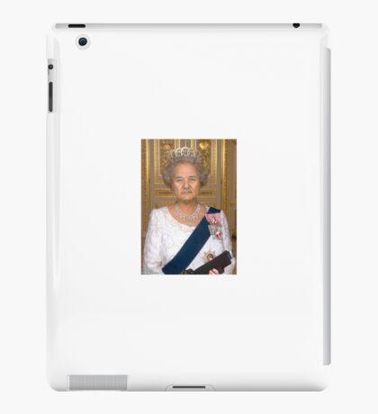 Queen Bill iPad Case/Skin