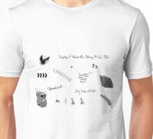 Liam Payne Tattoos Unisex T-Shirt