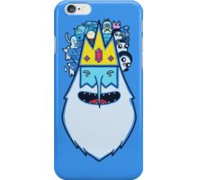 King of the ice iPhone Case/Skin