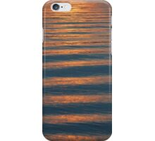 Water Surface During Sunset | Eatons Neck, New York iPhone Case/Skin