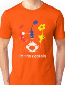 Pikmin T-Shirt I'm The Captain Unisex T-Shirt