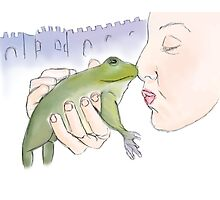 Save the Frogs! Photographic Print