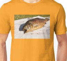 grilled trout Unisex T-Shirt
