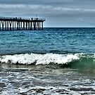 Hermosa Beach California by K D Graves Photography