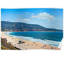 Torrance Beach California Poster