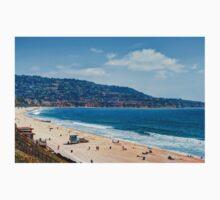 Torrance Beach California One Piece - Short Sleeve